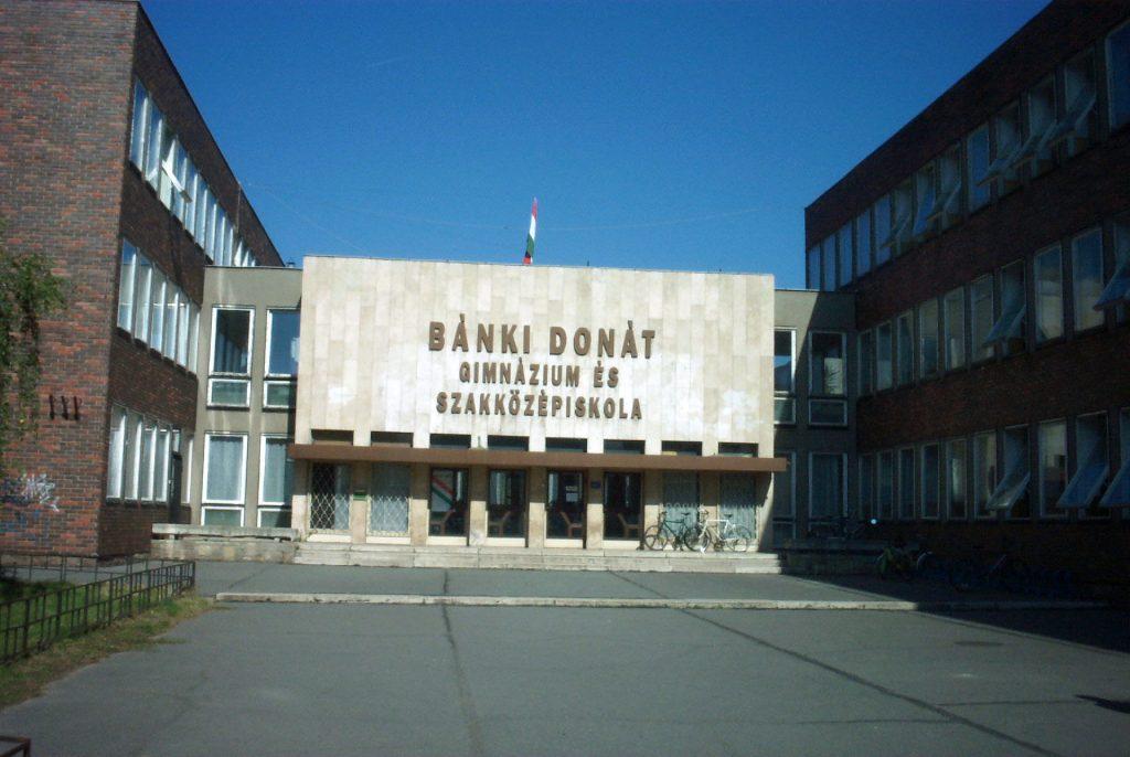 Bánki Donát Műszaki Középiskola