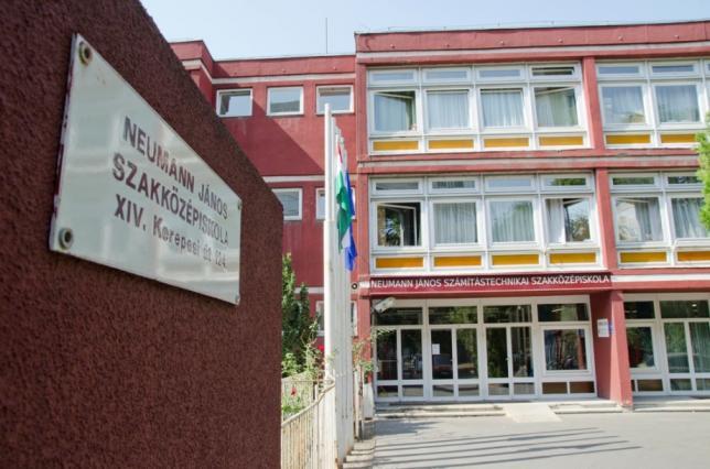 BMSZC Neumann János Számítástechnikai Szakgimnáziuma