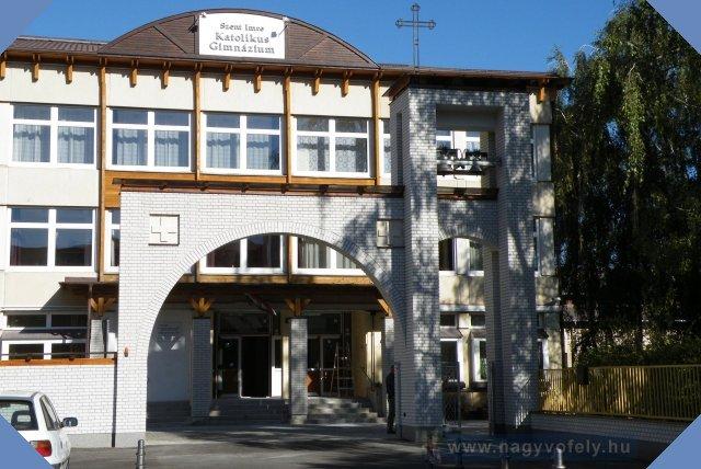 Szent Imre Katolikus Gimnázium, Általános Iskola, Kollégium, Óvoda és AMI