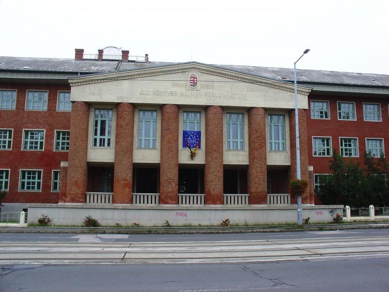 Újpesti Könyves Kálmán Gimnázium
